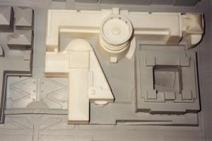 Modellfoto MHS, Bauplanung, Projektsteuerung und Bauprojektmanagement SHP Architekten, Dresden