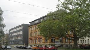 Energetische Sanierung Bürogebäude Fetscherstraße 72
