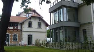Wohnen am Brockhauspark – Sanierung Remise