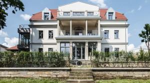 Wohnen am Brockhauspark – Sanierung Villa