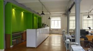 Büro innen, Bauplanung, Projektsteuerung und Bauprojektmanagement SHP Architekten, Dresden