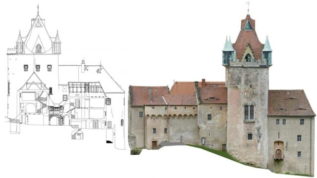 Umbau/Sanierung/Bestandsicherungsmaßnahmen Schloss Kuckuckstein