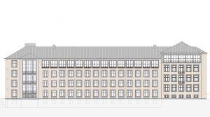 Umbau/Sanierung Gebäude 1413/1414
