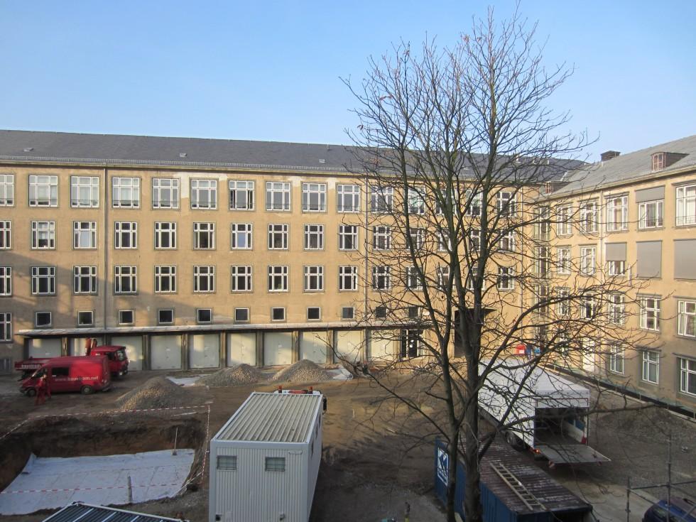 Komplexsanierung Institutsgebäude C-Flügel am Barkhausenbau