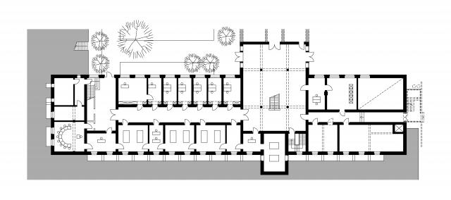 Institut für Mess- und Prüftechnik Prof. Czarske Barkhausenbau TU Dresden - Bauplanung, Projektsteuerung und Bauprojektmanagement SHP Architekten, Dresden