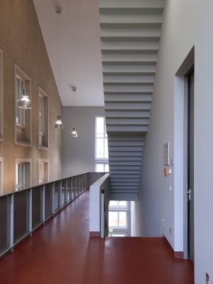 TU Dresden Hochleistungsrechner - Bauplanung, Projektsteuerung und Bauprojektmanagement SHP Architekten, Dresden © Kerstin Mann