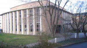 Komplexsanierung Schönfeld-Hörsaal TU Dresden