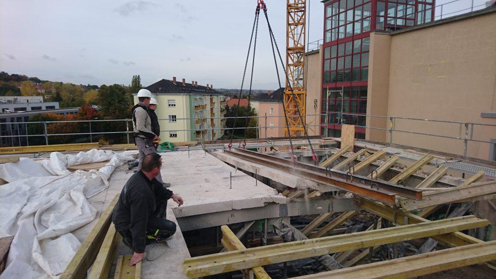 SHP-Bauprojekte.de-B-50-HS-GBM Baustelle Austausch Dach