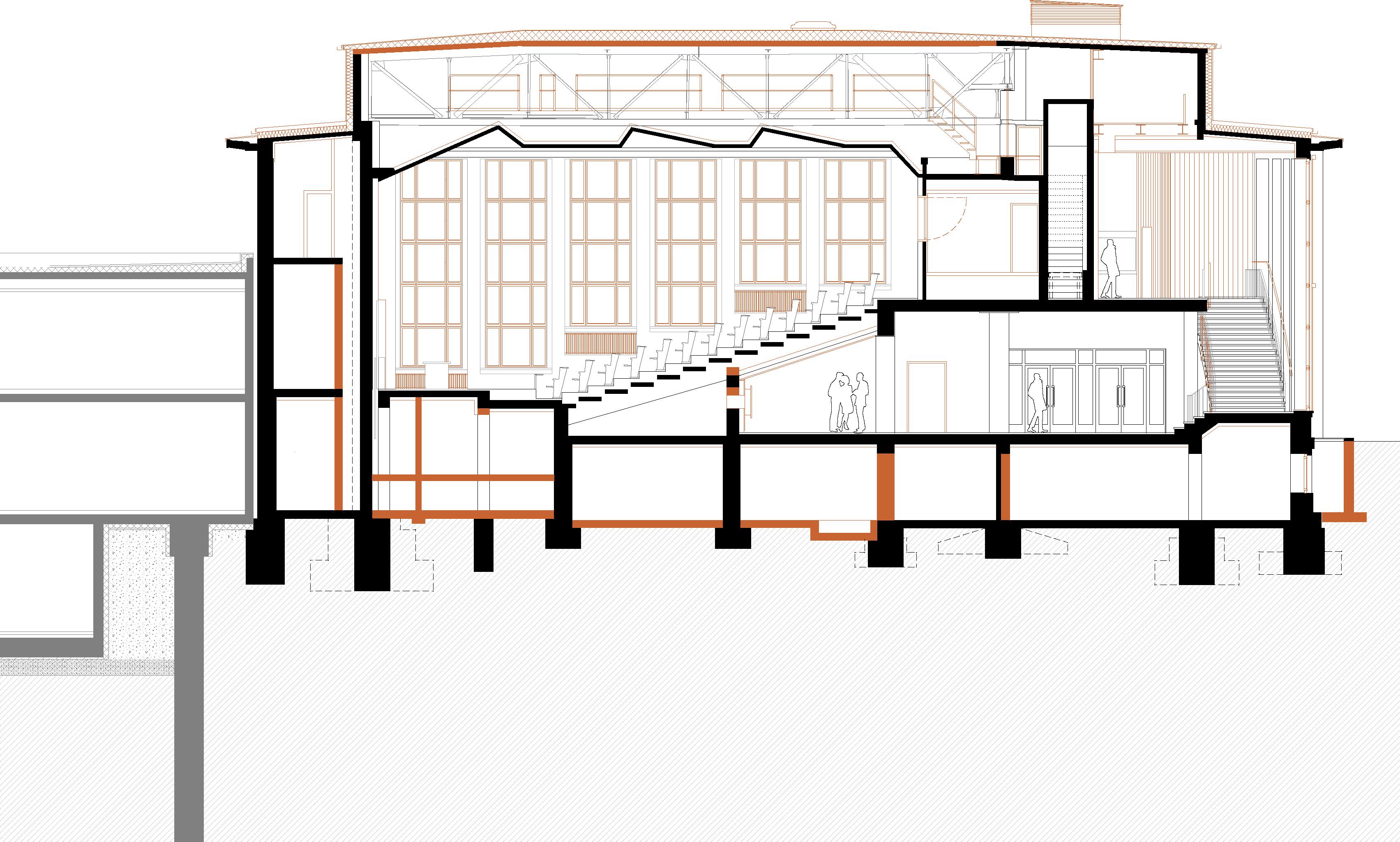 Shp Bauprojekte De B 50 Hs Web 03 Schnitt A A Shp