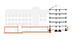 Neubau Technikzentrale/Kälteinsel/Infrastrukturmaßnahmen und bauliche Instandsetzung