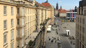 Sanierungsmaßnahmen Altmarkt Karree Dresden – Projektmanagement