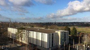 Neubau Parkhaus am Uniklinikum Dresden – Projektmanagement