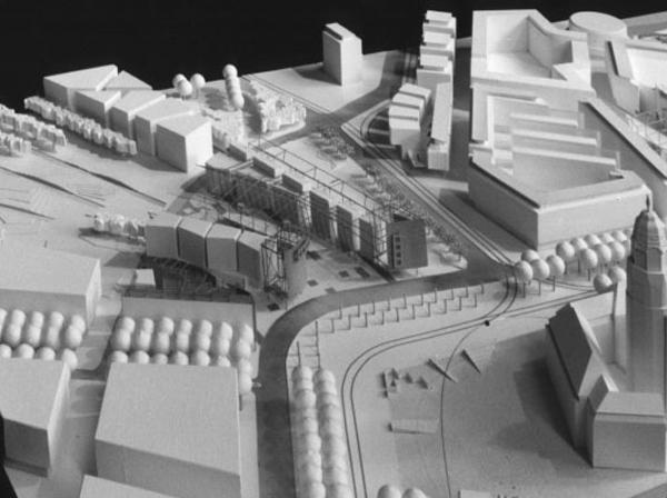 1. Preis Georgplatz Dresden - Bauplanung, Projektsteuerung und Bauprojektmanagement SHP Architekten, Dresden